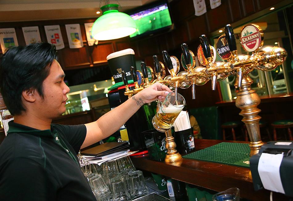 Flann O'Brien's Irish Pub Thonglor
